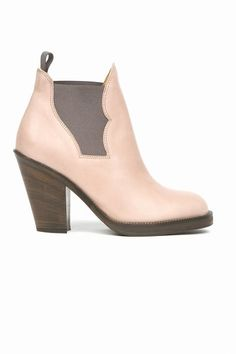 Acne Star Ankle Boots