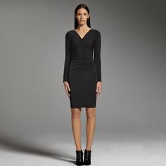 Narciso Rodriguez for DesigNation ruched sheath dress #Kohls  #KohlsDreamLooks  love to wear this out at the casino