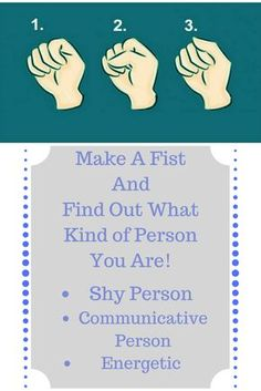 make-a-fist-and-find-out-what-kind-of-person-you