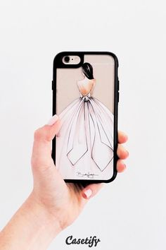 Click through to see more iPhone 6 protective phone case designs by @brooklit >>> https://www.casetify.com/Brooklit/collection #wedding | @casetify