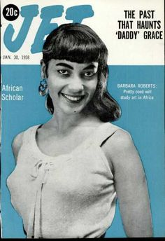 A cover gallery for Jet Jet Magazine, Black Magazine, Life Magazine, Today In History, Women In History, Black History, Rockabilly Makeup, 50s Makeup, Crazy Makeup