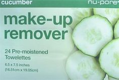 NUPORE Make Up Remover Pre Moistened Towelletes 65 x 75 inches Quantity24 by EasyComforts *** Details can be found by clicking on the image.