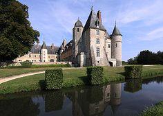 Château de la Verrerie (Cher) – Wikipédia, a enciclopédia livre