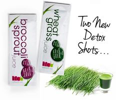 detox shots from my detox diet