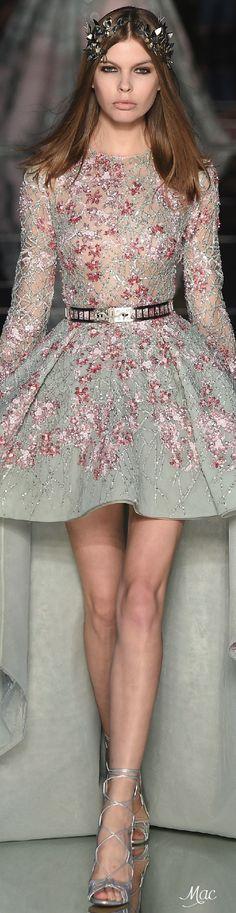 Spring 2016 Haute Couture Zuhair Murad