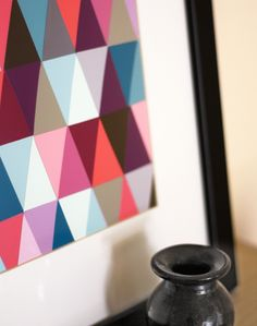 Awesome things to make using paint samples. | Crafted