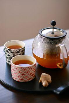 Healing Turmeric and Spice Tea