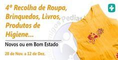 Amigos da Pediatria do Hospital de Faro recolhem donativos!