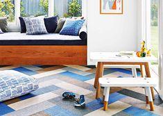 Next Level Decorating: Creative & Beautiful Ways to Use Carpet Tile