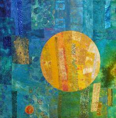 Glimlach   Ineke van Unen – art quilts – textile art