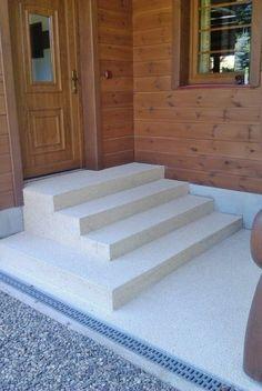Kamenný koberec PIEDRA realizace