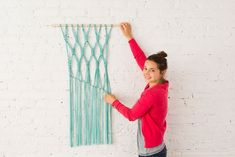 How to Make a Gorgeous Macramé Wall Hanging | My Home Decor Guide