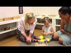 A 2 year olds first day in a Montessori environment - I AM Montessori - YouTube