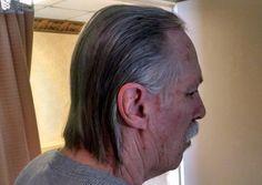 Native Veteran Has Traditional Long Hair Cut Off... | Native American News
