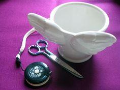 Útiles de trabajo amorosos. www.lacarola.com