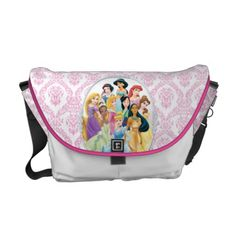 Customizable Rickshaw Messenger Bag made by Rickshaw Bagworks. Personalize it with photos & text or shop existing designs! Disney Princess Cinderella, Disney Princesses, Cool Messenger Bags, Day Hike, Little Princess, Colorful Interiors, Bag Making, Diaper Bag, Aurora Sleeping Beauty
