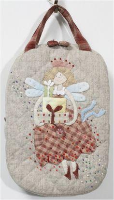 [转载]房子包和天使小包及图纸