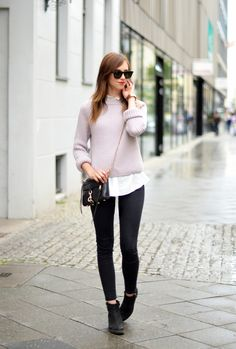 Pretty Simple Styles What To Wear With Ankle Boots - Be Modish - Be Modish