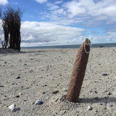 Ahle Wurscht auf Helgoland. #ahlewurscht