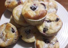 Meggyes-túrós kevert muffin   Ágnes Kovács receptje - Cookpad receptek