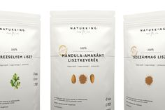 This identity concept was made for VITAKING supplements company for  new quality food products in Hungary.