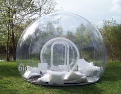 Outdoor Champing Bubble Tent Clear Inflatable Lawn Tent, View Inflatable Lawn Tent, BigEnjoy Product Details from Guangzhou Bigenjoy Inflatable Product Co., Ltd. on Alibaba.com