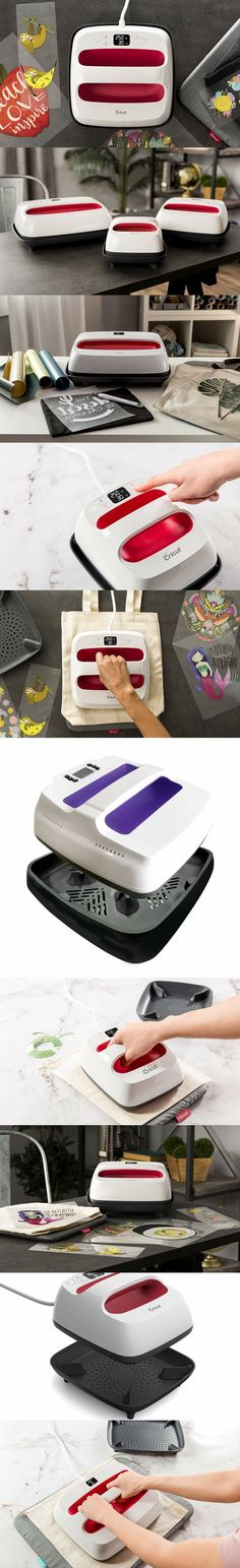 Now you can make designs of your choice on your t-shirts with the help of Cricut Easypress 2 Portable Heat Press. Gadget Store, Home Gadgets, Mobile Accessories, Make Design, Heat Press, Smart Home, The Help, Innovation, Cricut