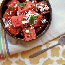 Watermelon, Feta & Mint Salad | Joy the Baker