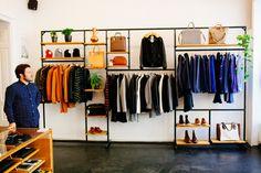 Freunde von Freunden — Yasar Ceviker & Susi Streich — Fashion Designer, Apartment & Studio, Neuhausen, Munich — http://www.freundevonfreunden.com/de/interviews/yasar-ceviker-susi-streich/