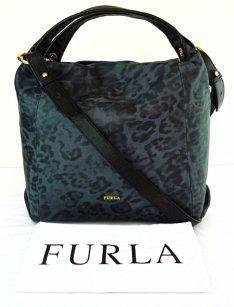 Furla Elizabeth Large Hobo Shoulder Bag $253