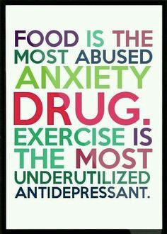 Food, medicine or poison? Chose medicine.