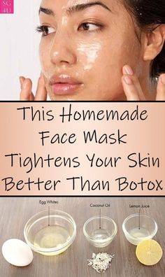 This Homemade Face Mask Tightens Your Skin Better Than Botox is part of Beauty hacks - You will look much younger than you have ever imagined and what is more this simple natural facial mask contains only three ingredients Natural Facial, Natural Skin Care, Natural Beauty, Perfumes Top, Younger Skin, Facial Cream, Homemade Face Masks, Homemade Face Cleanser, Skin Care Treatments