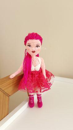 #amigurumi #örgübebek #oyuncak #örgü #pink #diy #handmade #kendinyap