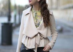 the brunette blog mode paris uptown fuck