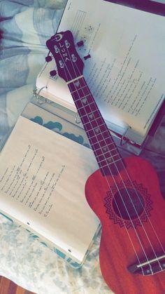 This is the ukulele I have! Ukulele Art, Ukulele Songs, Guitar Art, Music Guitar, Acoustic Guitar, Ukulele Tumblr, Ukulele Pictures, Guitar Photography, Music Aesthetic