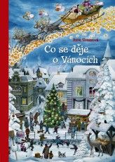 Co se děje o Vánocích Little Boy Fashion, Thing 1, Little Boys, Illustration, Fairy Tales, Mandala, Holiday Decor, Christmas, Painting