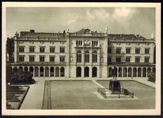 Ansichtskarte Königsberg i. Ostpreußen Universität ehemalige Deutsche Gebiete