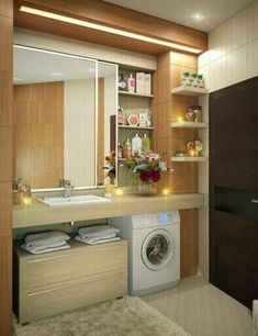 Most Popular Small Bathroom Remodel Ideas on a Budget in 2018 This beautiful loo… – Inspiration Bathroom Contemporary - Bathroom Ideas Bathroom Design Small, Bathroom Layout, Bathroom Interior Design, Tile Layout, Bathroom Mirrors, Remodel Bathroom, Bathroom Cabinets, Bathroom Ideas, Kitchen Remodel