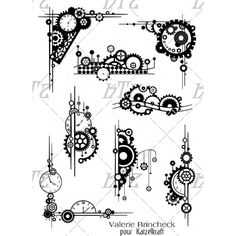 Gears and lines
