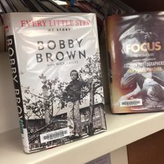#nonfiction #BobbyBrown #newreads