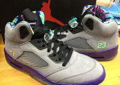 "Found on eBay: Air Jordan 5 Retro ""Fresh Prince of Bel Air"""