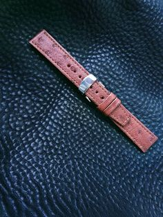 Your place to buy and sell all things handmade Brown Leather Strap Watch, Watch Model, Watch Bands, My Etsy Shop, Take That, Watches, Check, Accessories, Wristwatches