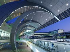 Terminal 3, Dubai International Airport, Dubai, UAE