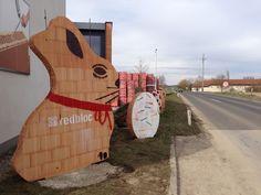 Osterhase Bricks, Easter Bunny, Easter