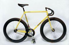 Condor Track Bike - Tokyo Fixed Staff and Friends Bike's Studio Shots by Kinoko Cycles, via Flickr