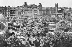 Berlin, Der Nollendorfplatz , um 1930.