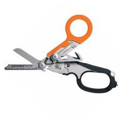 Leatherman® Raptor Medical Shears with Multiple Tools (Orange)