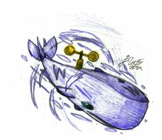 "THE BOSS RUSH - Ye Olde Whirlwind Whale - (Theme: ""Whirlpool Whale"")"