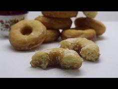 (2) Receta de Donuts glaseados - Donas - Berlinas Caseras - YouTube