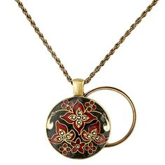 Great Holiday Gift:  Charmed Life Magnifier Necklace - Whimsey Ron's Optical http://www.amazon.com/dp/B00KVTVZMM/ref=cm_sw_r_pi_dp_TQEGub0TTQW70